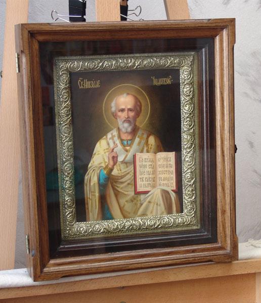 """икона """"Св. Николай Чудотворец"""""""