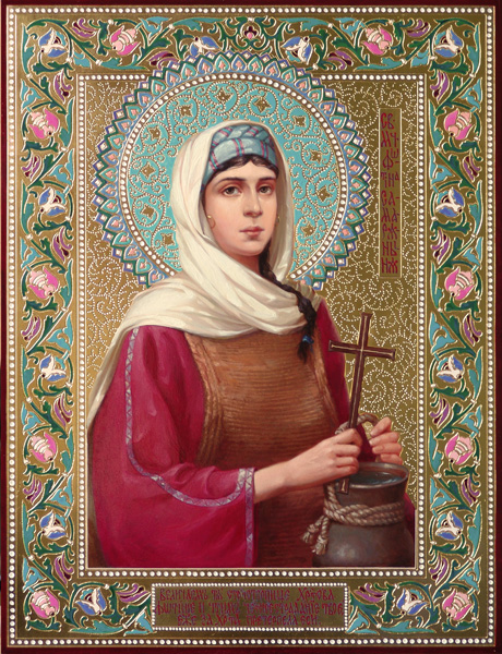 икона Св. Влмчн. Фотиния