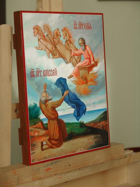 """икона """"Пророк Илия"""""""