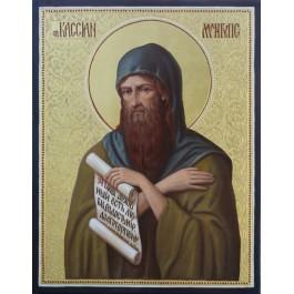 икона Преподобный Кассиан Мангупский