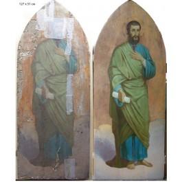 "икона 19 века ""Св Иаков"""